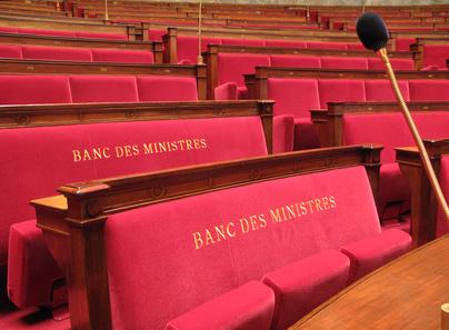 Hémicycle - Assemblée Nationale