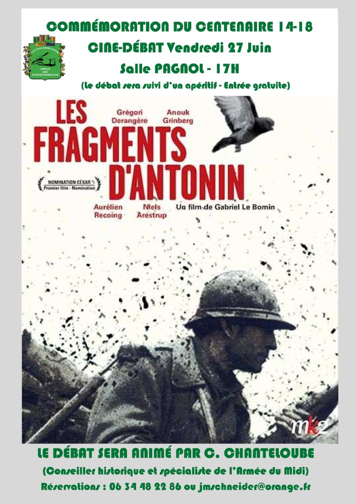 FRAGMENTS OFFICIEL