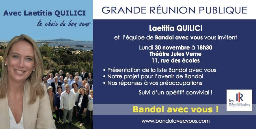 reunion publique Laetitia