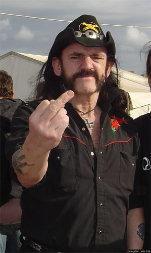 God Is Dead: Lemmy Kilmister 1945-2015 | Bands I Useta Like