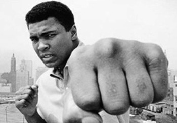 Muhammad Ali, The Greatest, 1942-2016. A multifarious and complex personality that's tough to categorize, not a prop for your opinions.