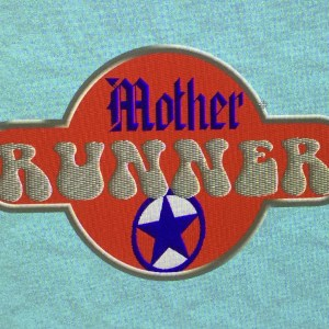 mother runner patch