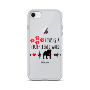 Bull Dog iPhone Case