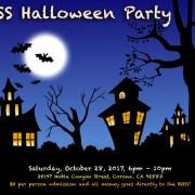 BOSS Halloween Party