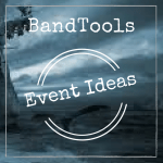 Event Ideas – How to get more payers to your band's show!