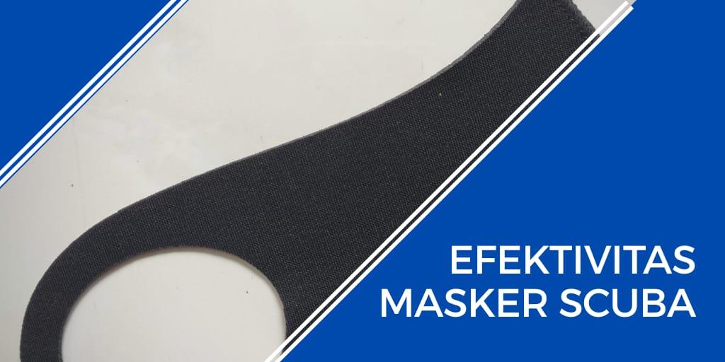efektivitas masker scuba