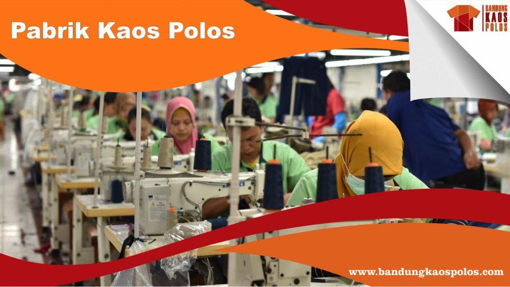 Pabrik Pembuatan Kaos Poloh Murah dan Berkuaitas