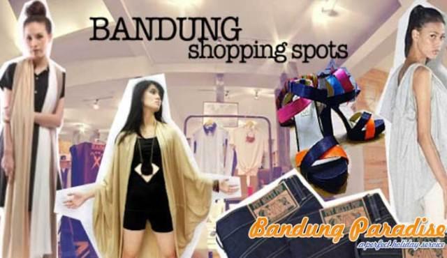 Paket Wisata Belanja di Bandung