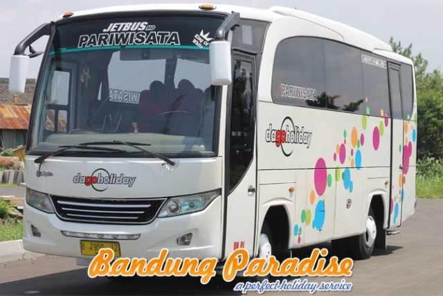 bus wisata bandung dago holiday