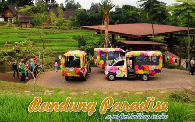 Shuttle car Dusun Bambu