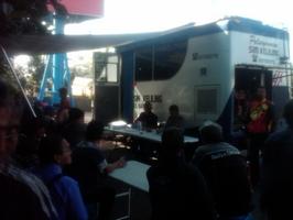 SIM keliling, SIM keliling di Carrefour Kiaracondong Bandung, Layanan SIM Keliling, Polrestabes Bandung