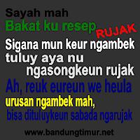 DP BBM Sunda, DP BBM Bahasa Sunda