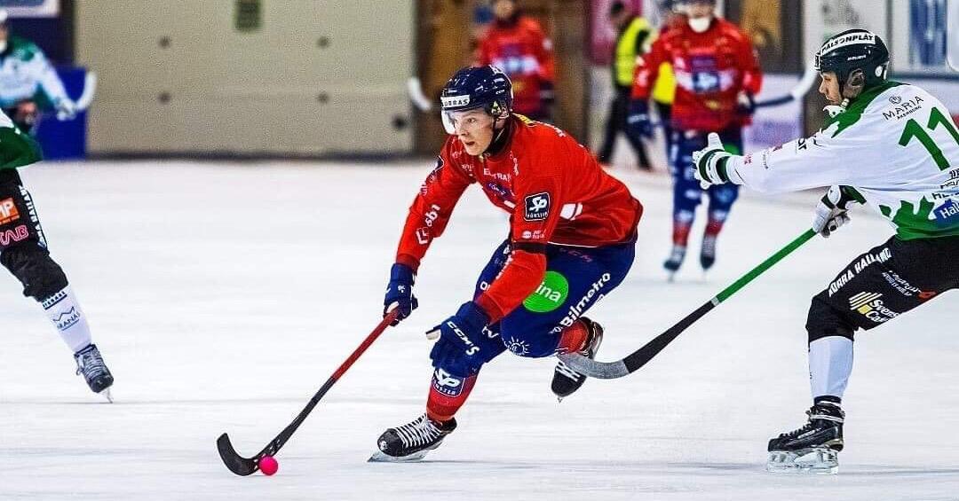 Edsbyn, Frillesås, Martin Frid