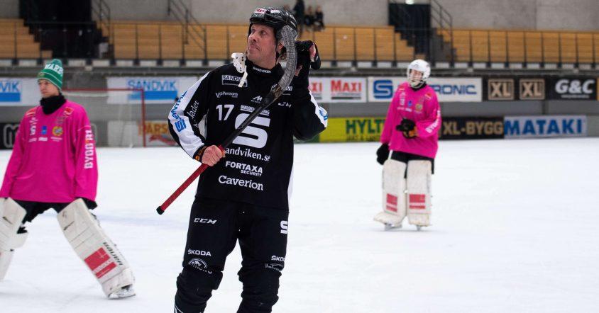 SAIK, Daniel Mossberg, Hammarby