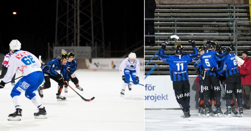 Sirius, IFK Vänersborg, Victor Lundberg