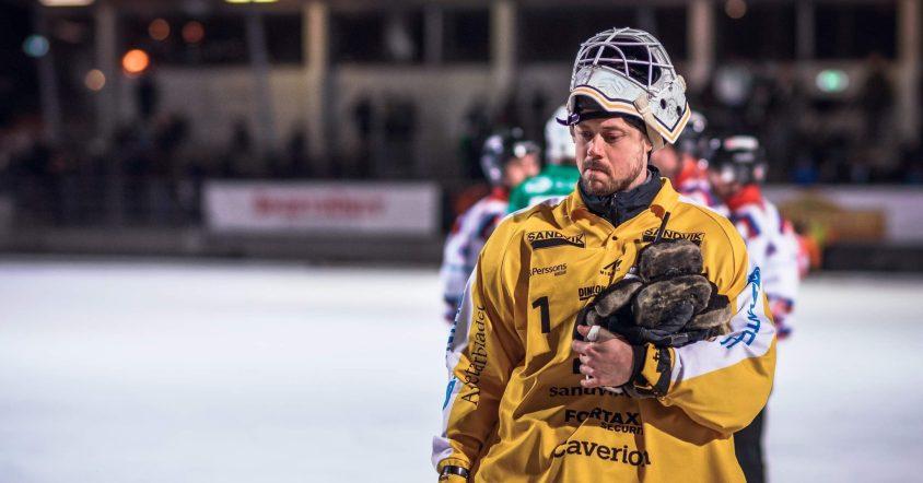 SAIK, Sandviken, 0-2 i matcher, kvartsfinalen mot Hammarby, SAIK illa ute, Ted Haraldsson