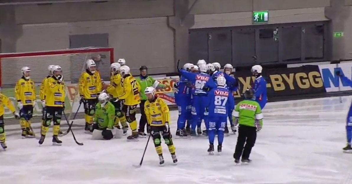 Broberg, åttondelsfinalen, Robin Redin, Vänersborg