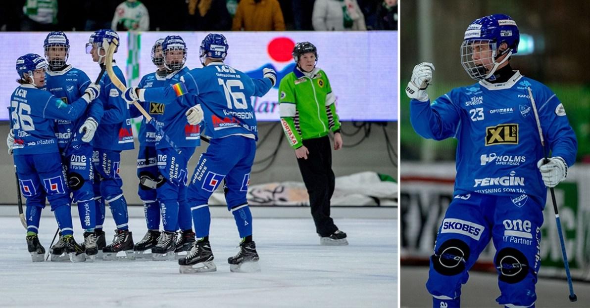 IFK Motala, Motala, Åttondelsfinal, Philip Florén
