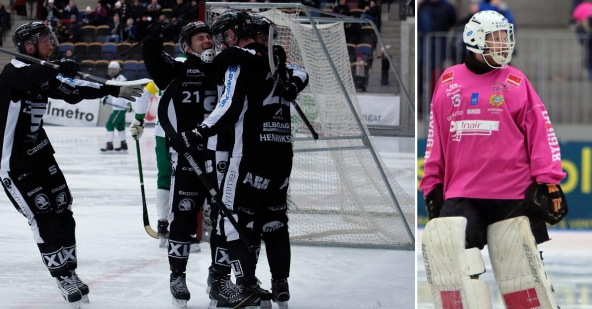 SAIK, Sandviken, Hammarby, Robert Rimgård, Daniel Mossberg, kvartsfinal, kvartsfinalmötet, kvartsfinalmatchen
