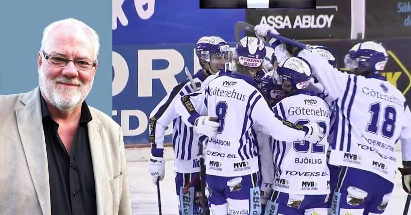 Villa-Lidköping, Villa, Edsbyn, semifinal, semifinalen, SM-final