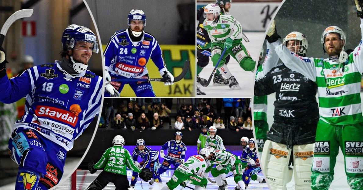 Villa, SM-final,SM-finalen, Villa-Lidköping, Västerås