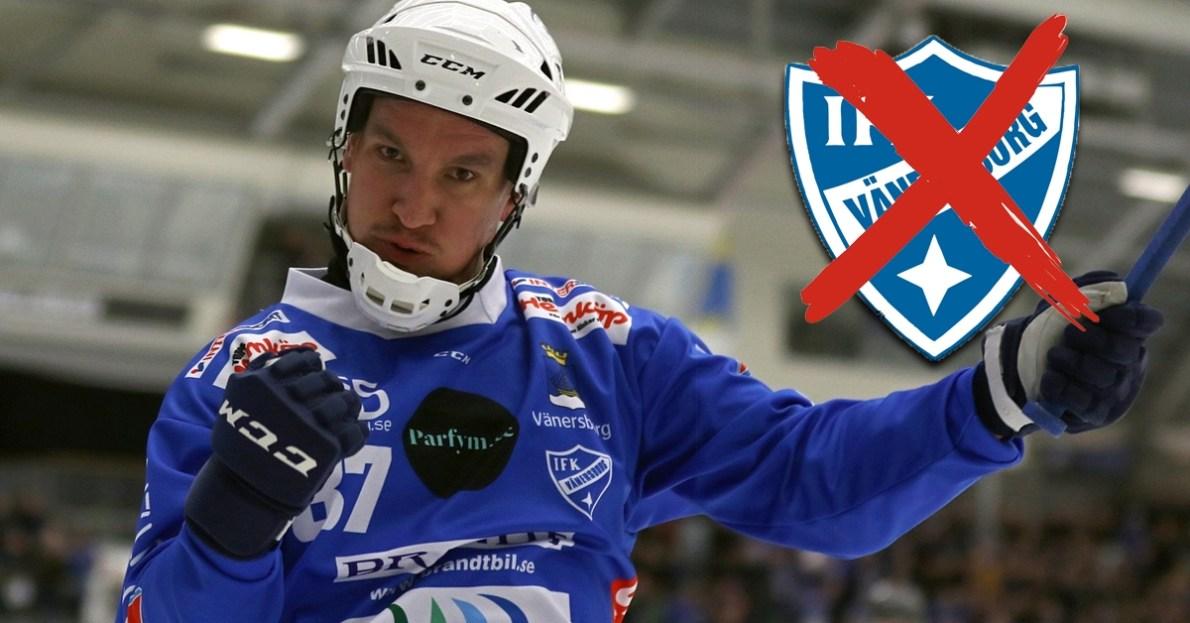 Lukkarila lämnar IFK, Mikko Lukkarila, IFK Vänersborg