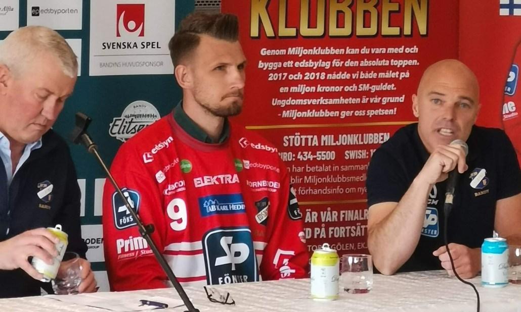 Edsbyn, Simon Jansson
