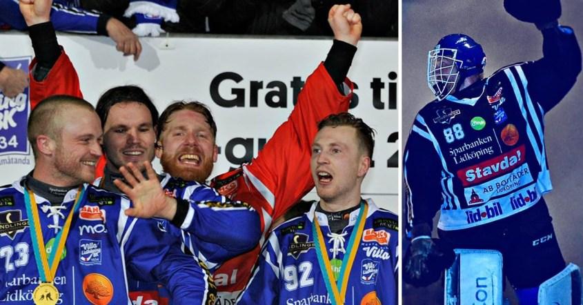 Jesper Thimfors, Villamålvakten, Thimfors, Villa, SM-guldet, guldet, målvakt
