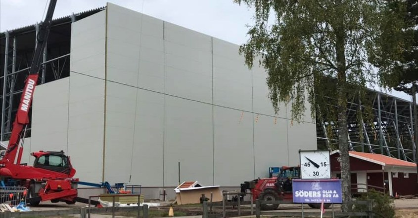 Åby/Tjureda bandyhall