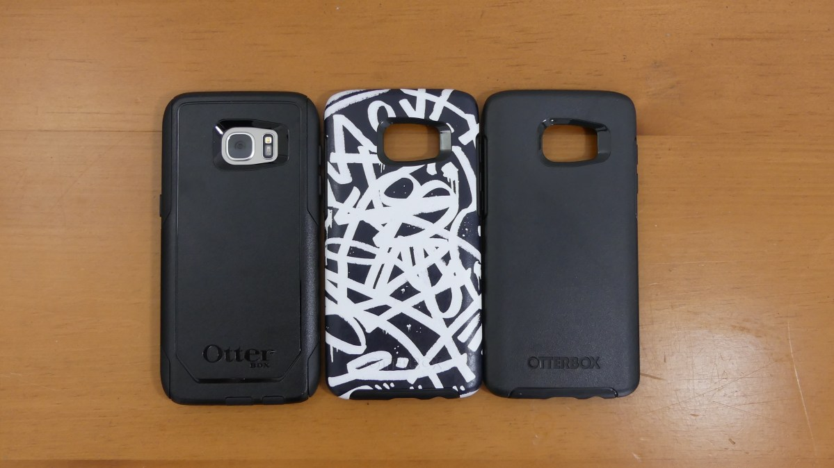 OtterBox Cases review for the Samsung Galaxy S7 Edge