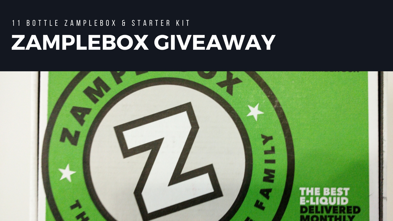 Zamplebox Giveaway