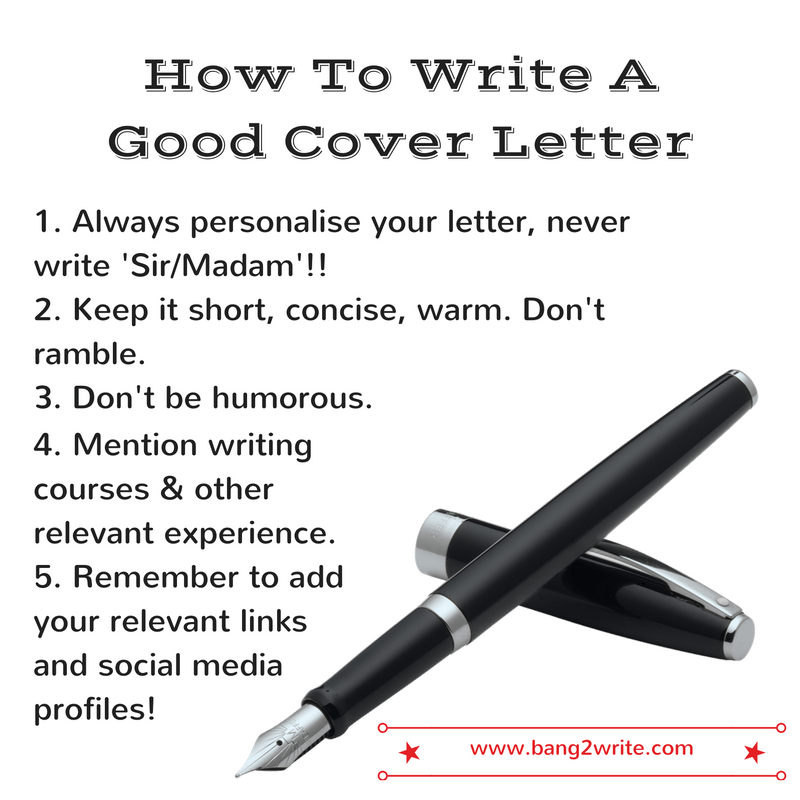 Basics of a cover letter for a resume – Writing Cover Letters