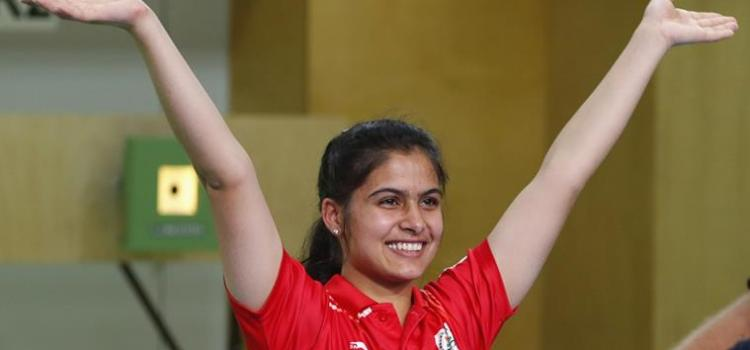 Manu Bhaker Wins Second Medal at Youth Olympics 2018