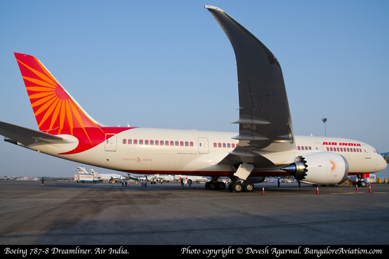 Flight Review Air India Economy Class Boeing 787