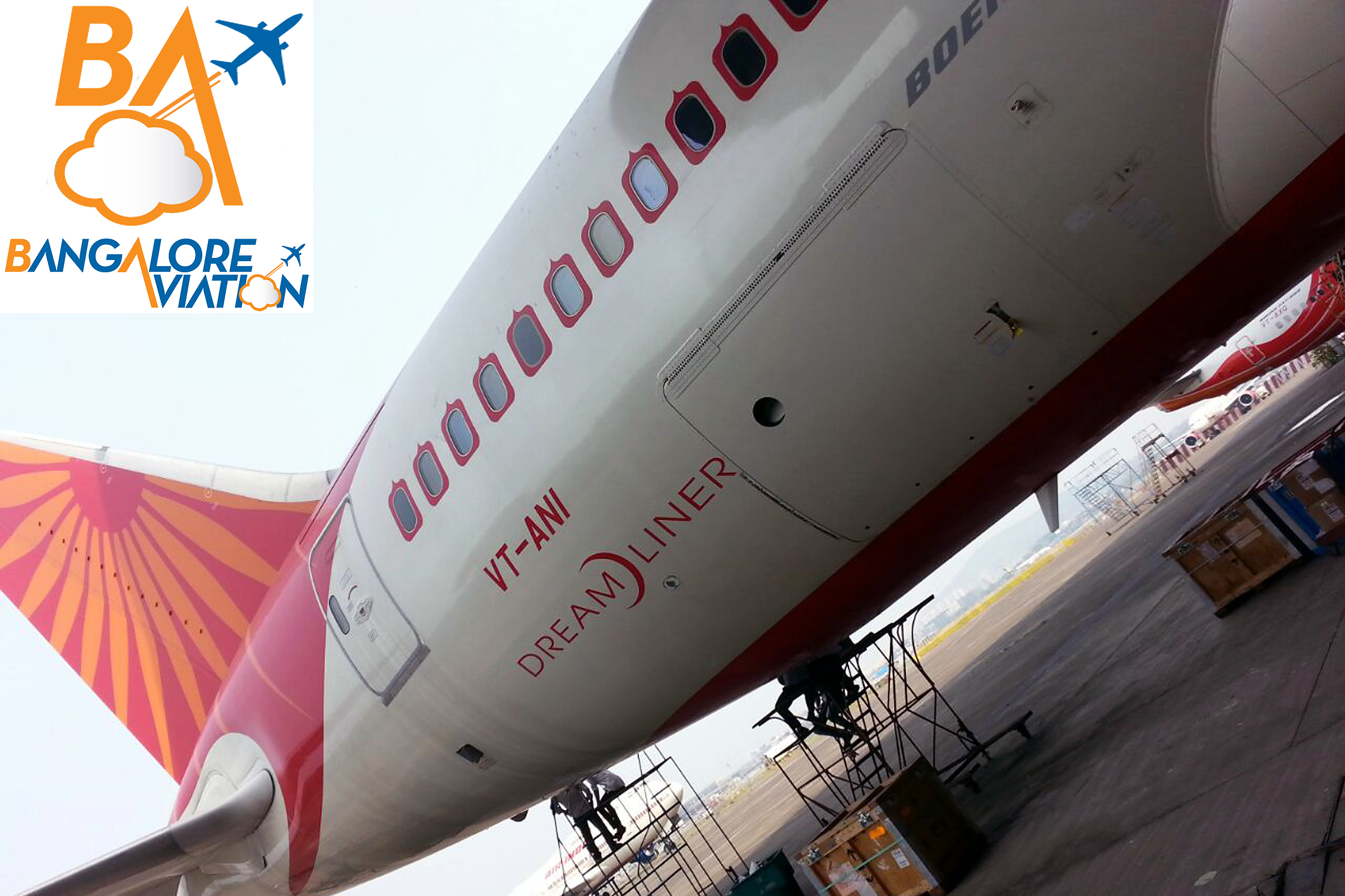 Air India - B787 Parked and Robbed [Archive] - PPRuNe Forums