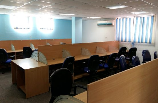 Plug and Play Office Space in Bangalore, Infantry Road, 1050sqft