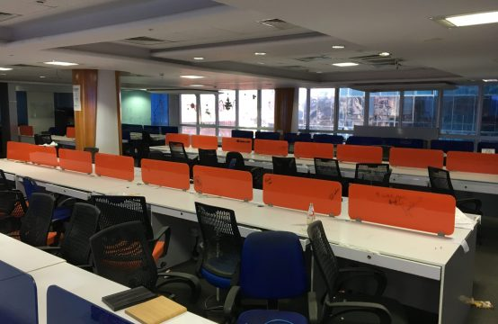 Plug and Play Office Space in Bangalore, M G Road, 9088 sqft