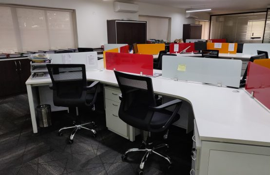 Plug and Play Office Space in Bangalore, M G Road, 6500 sqft