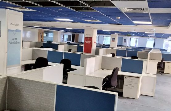 Plug and Play Office Space in Bangalore, Indira Nagar 100ft Road, 4650sqft
