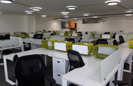 Plug and Play Office Space in Bangalore, Infantry Road, 10500sqft