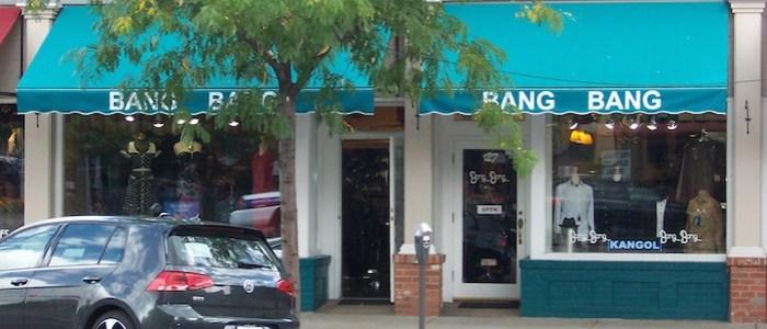 Bang Bang Storefront