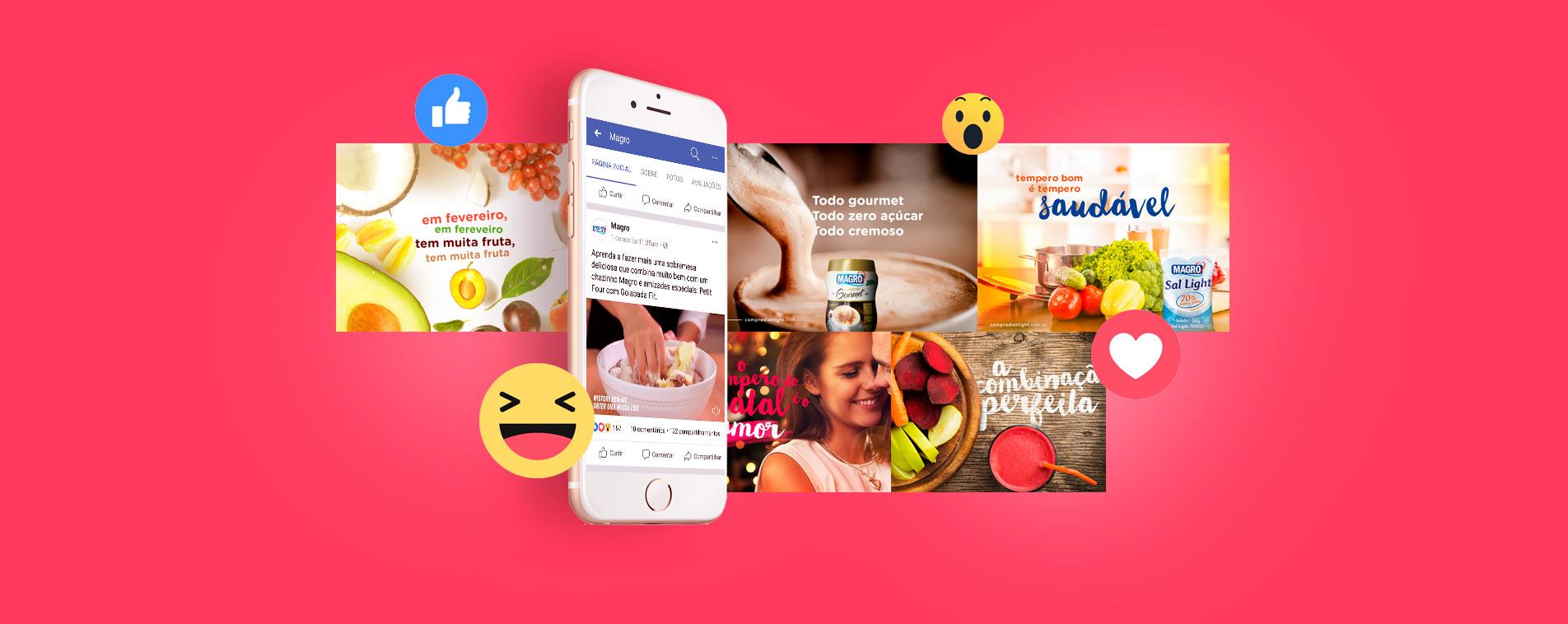 redes sociais produtos magro bangboo