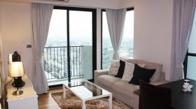 Fuse Sathorn-Taksin – Bangkok apartment for rent | steps from Wongwian Yai BTS, 10 mins train ride to Sathorn-Silom