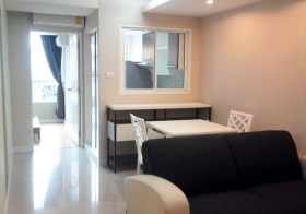 Zenith Place Sukhumvit 71 – Bangkok apartment for rent | 550 m. to Phra Khanong BTS | on-site mini-mart, close to bus stop