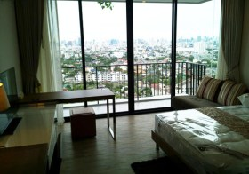 The Issara Ladprao – condo for rent in Chatuchak Bangkok | 7 mins walk to Lat Phrao MRT