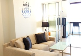 Rhythm Ratchada – condo for rent in Huai Khwang, Bangkok | close to Ratchadaphisek MRT, short walk to shops & restaurants