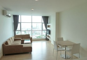 Rhythm Ratchada – condo for rent in Bangkok | close to Ratchadaphisek MRT | unobstructed views
