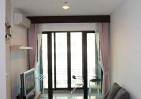 Ideo Ratchada Huaykwang – Bangkok apartment for rent | steps to Huai Khwang MRT subway station