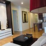 Amanta Ratchada – condo for rent in Din Daeng, Bangkok   200 m. to Thailand Cultural Center MRT, short walk to shopping malls