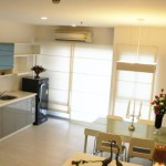The Room Ratchada-Ladprao – apartment for rent in Chatuchak, Bangkok | 5 mins walk to Lat Phrao MRT | nice garden view